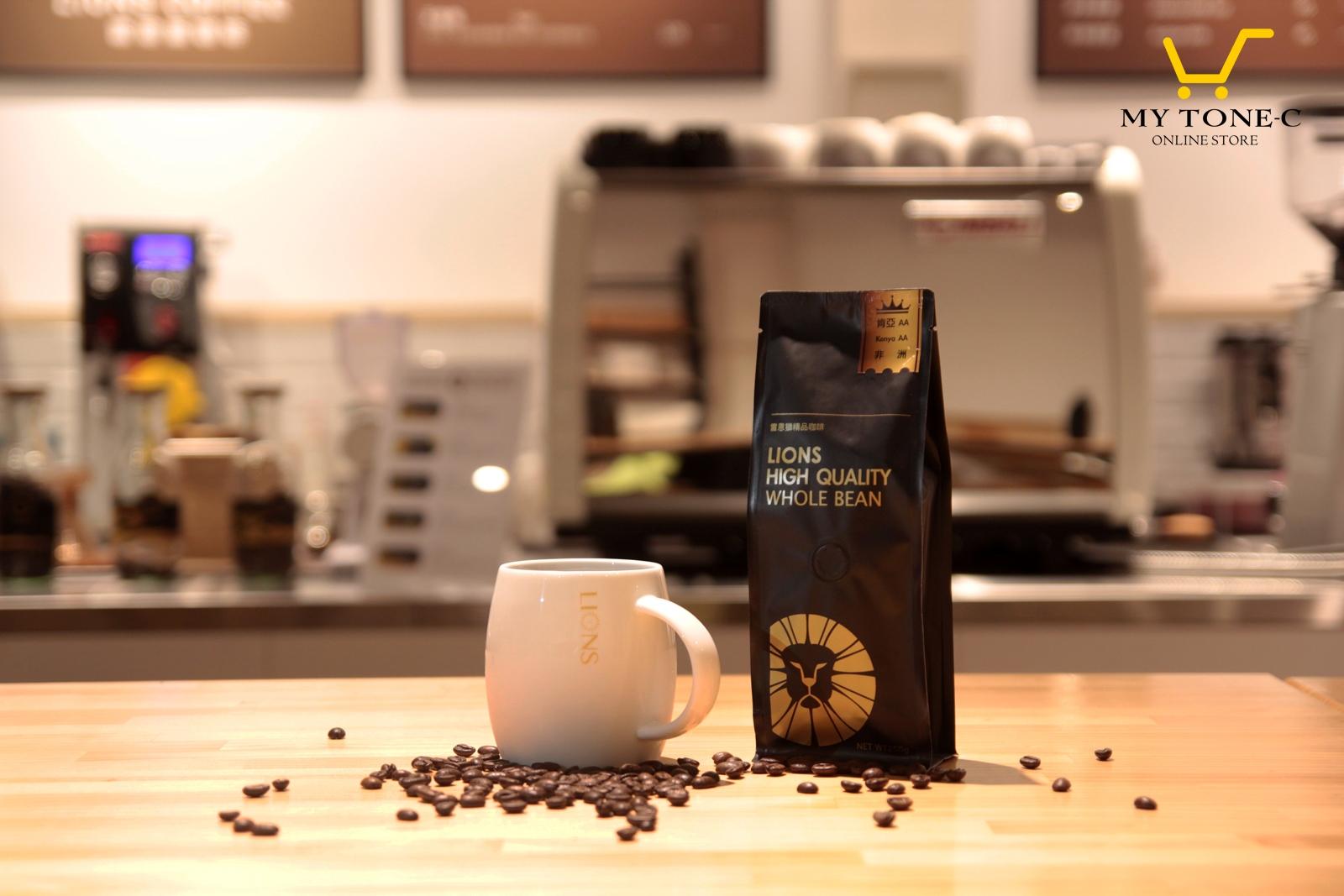 雷恩獅咖啡 (LIONS COFFEE)