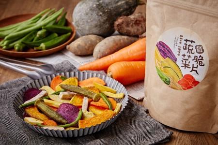 【天然恏食】綜合蔬菜脆片