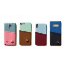 LC66|雙色手機殼