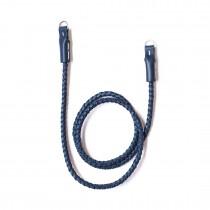 編織相機背帶-藍