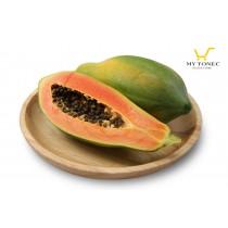 【有機轉型期】台農2號紅肉木瓜10斤 (免運)