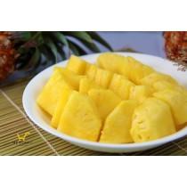 無毒金鑽鳳梨12斤 (免運)