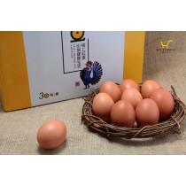 土雞蛋極上紅蛋