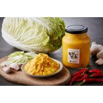 【天然恏食】黃金泡菜